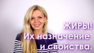 Юля Федорова- Жиры(липиды) назначение и свойства