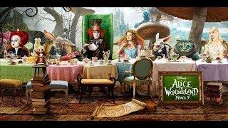 Alice no Pais das Maravilhas. Alice in Wonderland