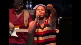 Justice - Ziggy Marley | Live at Sacher Gardens in Jerusalem, IL (2011)