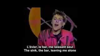 Ça plane pour moi Plastic Bertrand English French Lyrics Paroles Subtitles