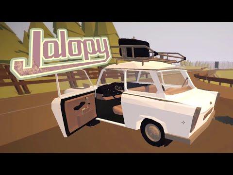 Jalopy - Berlin - Sturovo #38