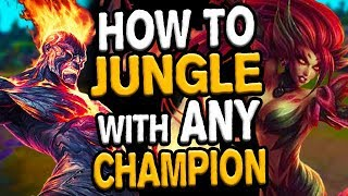 5 Easy Rules to Jungle With ANY Champion - League of Legends