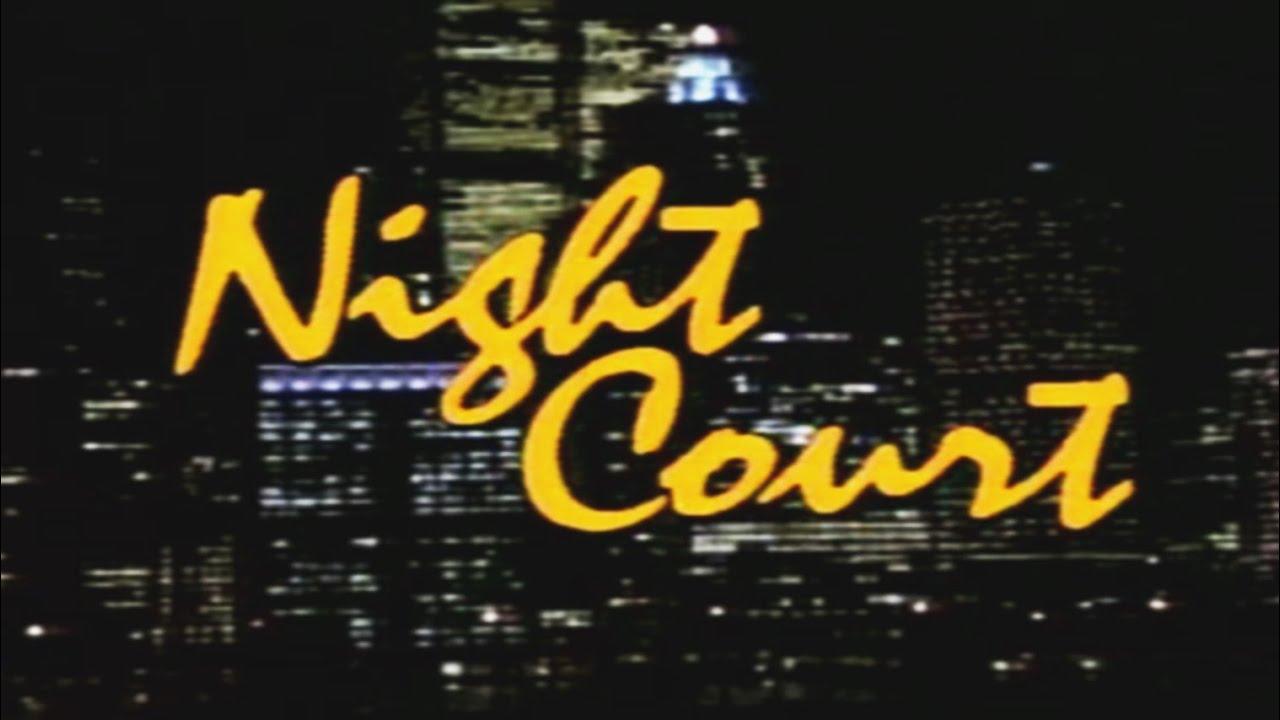 Night Court Theme (TV Series Intro & Outro 1984–1992) | Video