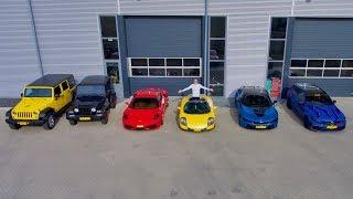 Mijn Auto Collectie!