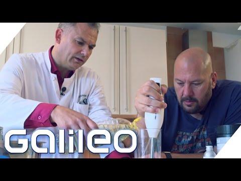 Jumbo Schreiner: Fertig-Nudelsalat im Test | Galileo | ProSieben
