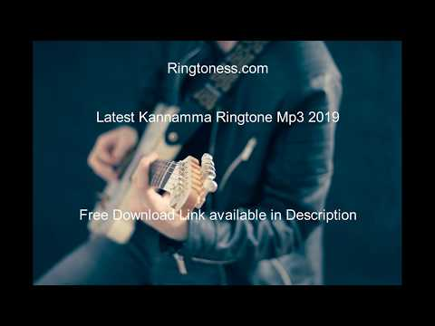 Latest Kannamma Ringtone Mp3 2019 | Tamil Ringtones | Ringtoness