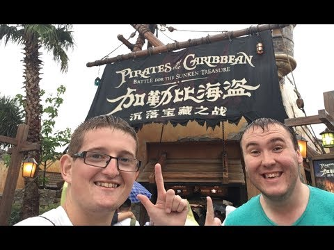 Shanghai Disneyland Vlog June 2017 Day One
