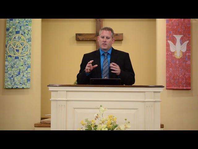 Calvary Baptist Church 5/31