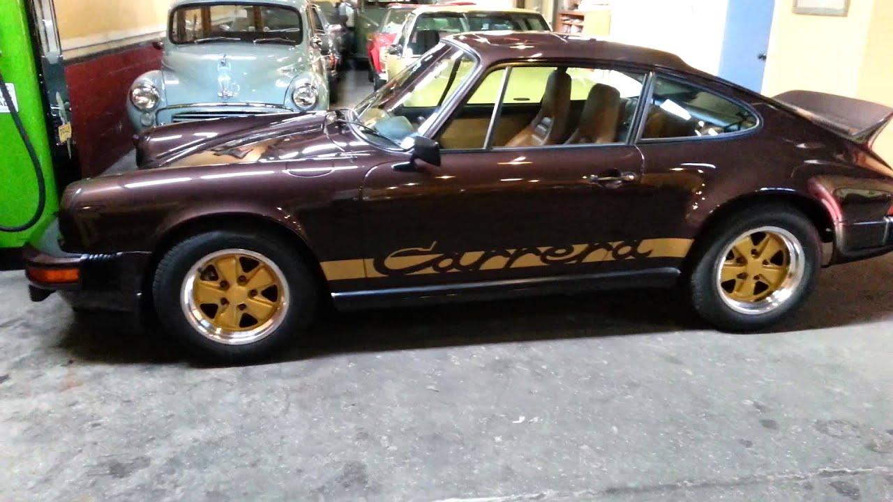 1974 Porsche 911 Carrera Sunroof Coupe 2 7 G Modell 70k