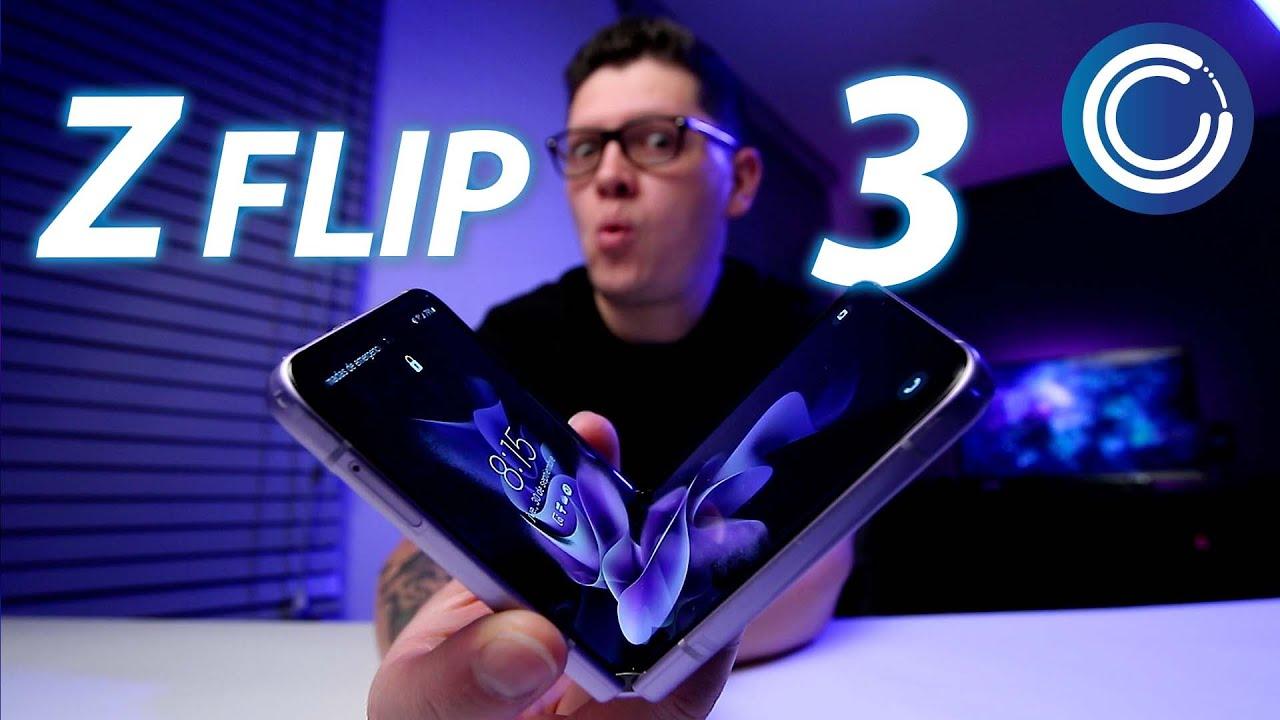 Samsung Galaxy Z Flip3 / Review en español / Casi perfecto...
