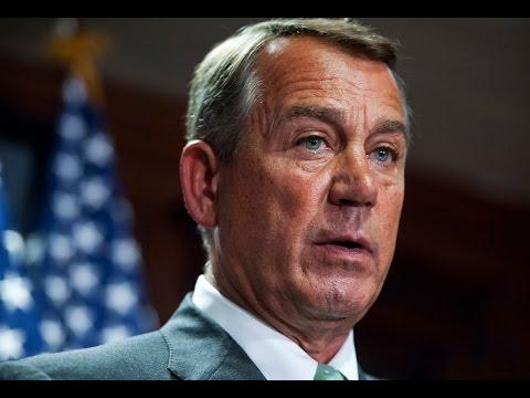Boehner: ISIS AUMF Ties Obama