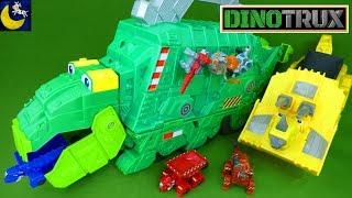 LOTS of Dinotrux Toys NEW Stego Storage Garby Diecast Dinosaur Toys Collection Ty Revvit Skya Dozer thumbnail