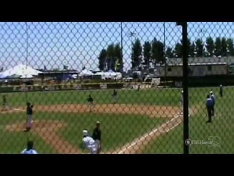 PBS Hawaii - HIKI N? Episode 204   Iao Intermediate School   Little League Baseball