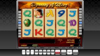 Слот игра DYNASTY OF MING(, 2013-03-07T14:50:08.000Z)