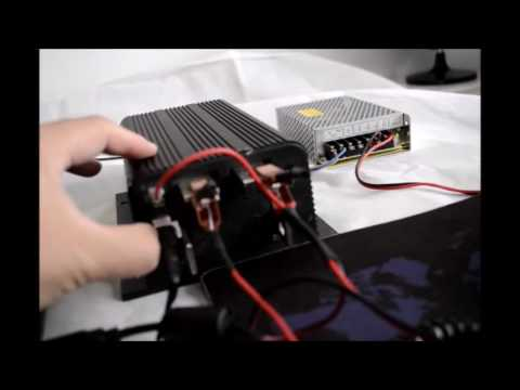 curtis 1204410 pmdc motor controller working youtube electrical
