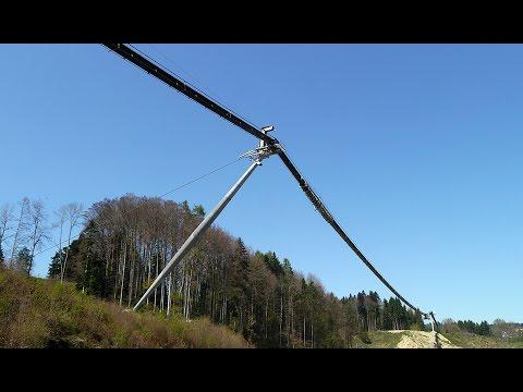 "Doppelmayr Transport Technology - RPC ""Tüfentobel"" St.Gallen, Schweiz (2016)"