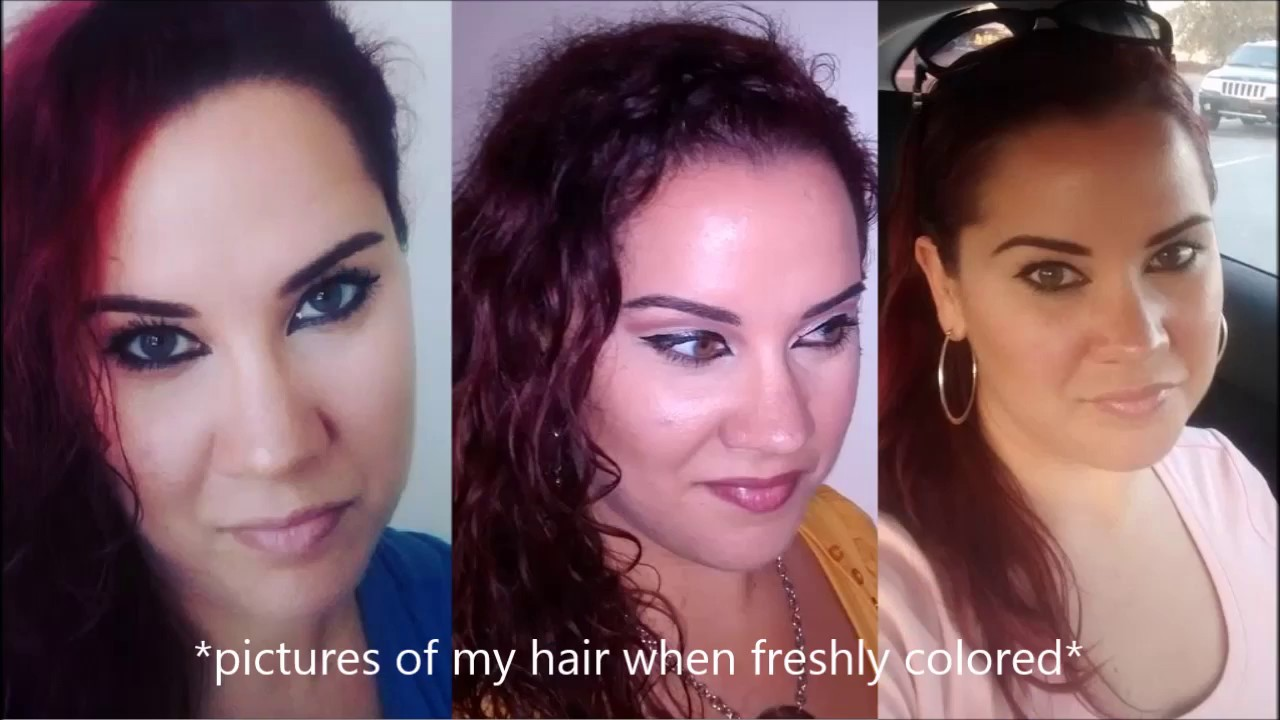 Age Beautiful Medium Intense Red 5rr Hair Color Review