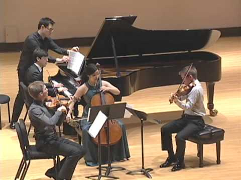 Mozart: Piano Quartet No.1 in G Minor, K478