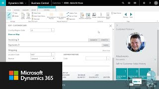 How to work with locations & transfer orders in Dynamics 365 Business Central
