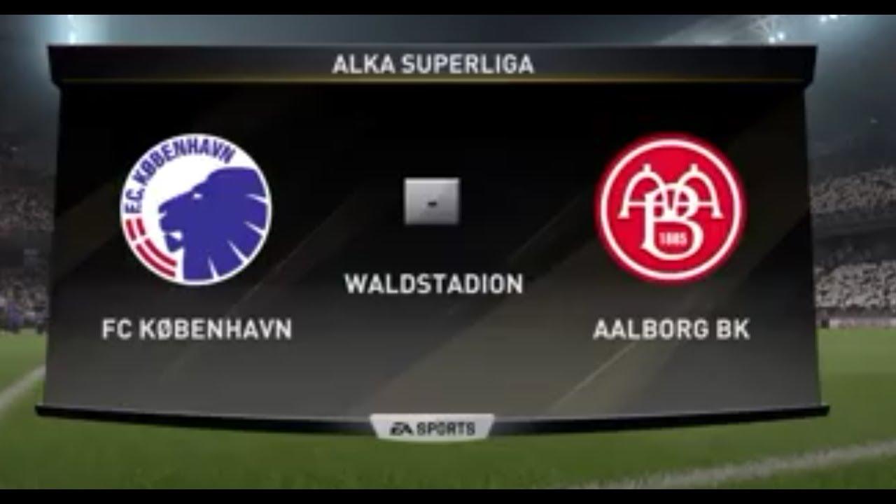 Download KØBENHAVN VS AALBORG   SUPERLIG  JORNADA 1