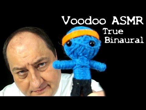 ASMR VOODOO DOLLS True Binaural