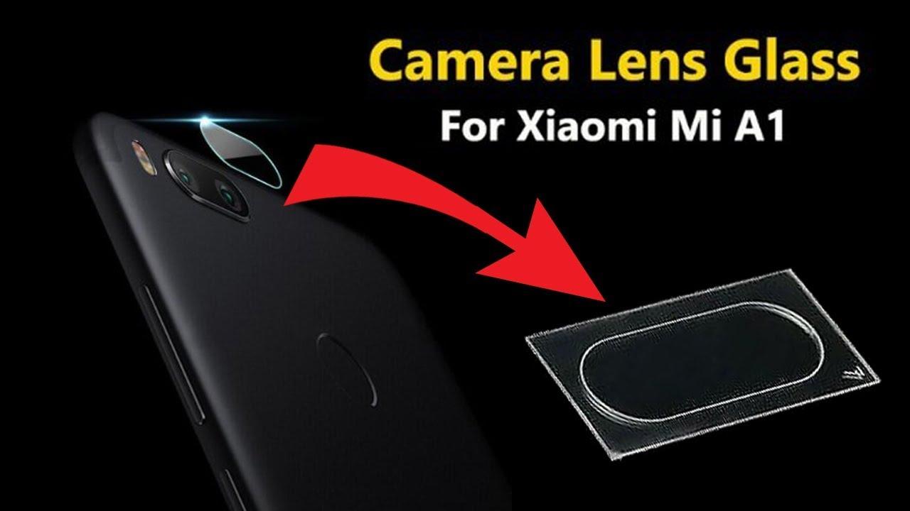 online store 51fa6 719be Xiaomi Mi A1 Camera Lens Glass