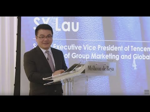 China & The Digital World: SY Lau of Tencent - Highlights