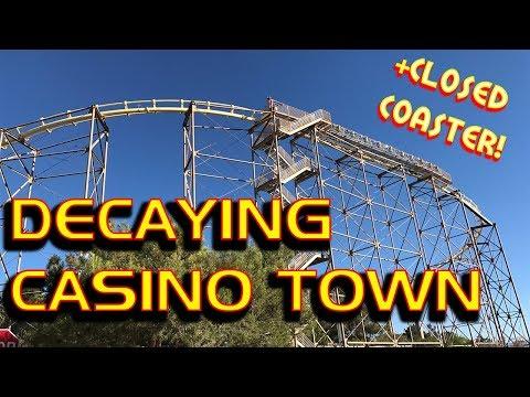 Exploring Decaying Casino Town- Primm, Nevada