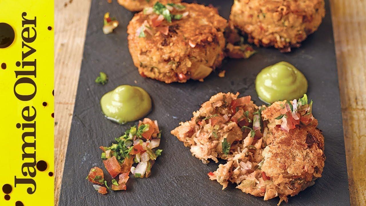 Spicy Crab Cakes Shay Ola Youtube