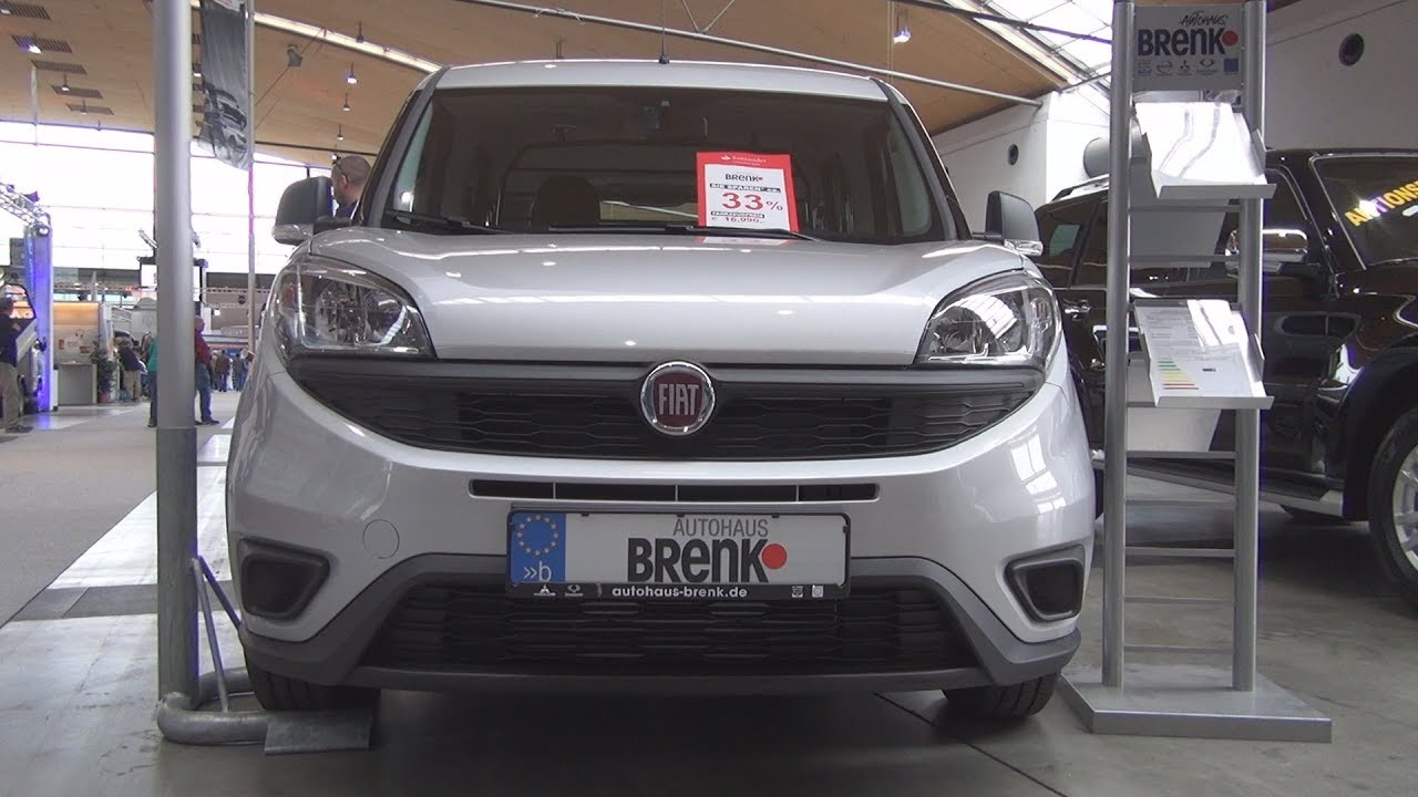 fiat doblo cargo maxi combi van 2018 exterior and interior youtube rh youtube com