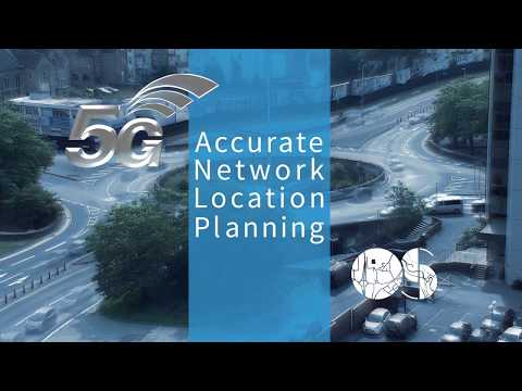 Accurate network location planning – 5G Bournemouth