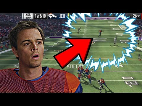 Blue Mountain State SQUAD BUILDER - ALEX MORAN ONE PLAY TD - Madden 18 Ultimate Team BMS Series Ep 2