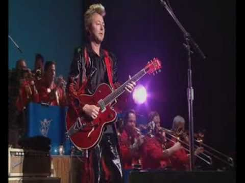 The Brian Setzer Orchestra  in japanHawaii FiveO