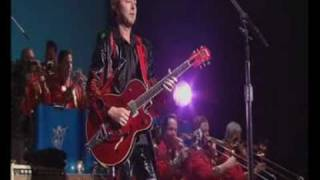 The Brian Setzer Orchestra live in japan/Hawaii Five-O