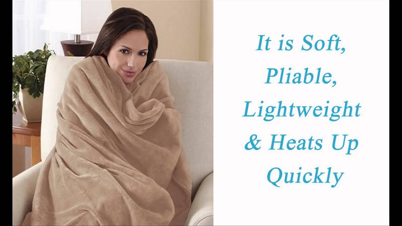 Best Electric Heated Blanket