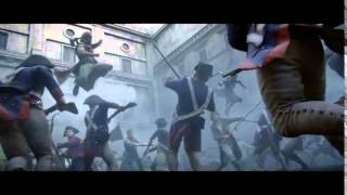Assassin's creed unity trailer 2014-gameplay