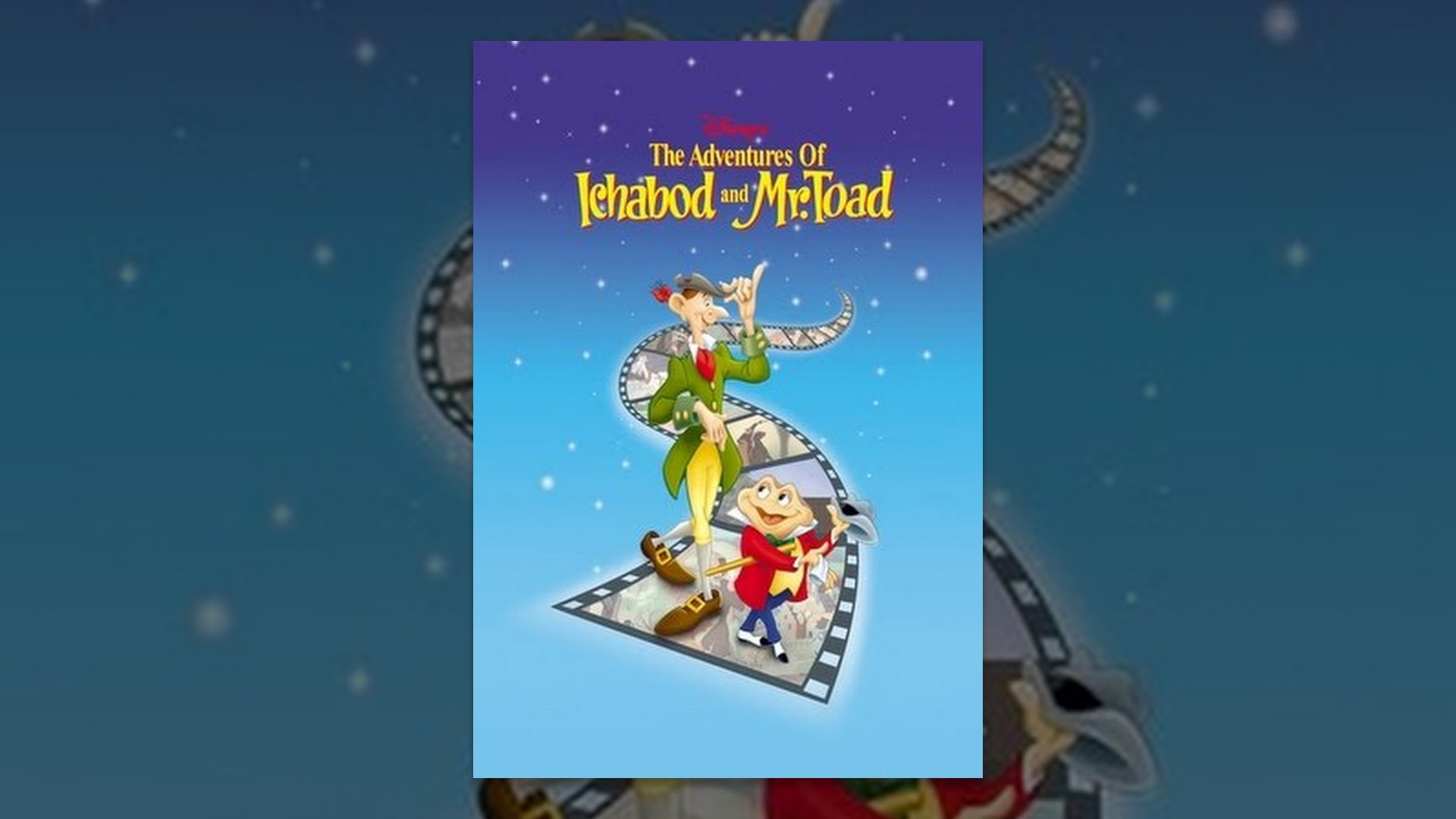 Download The Adventures of Ichabod And Mr. Toad