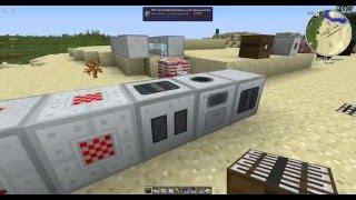 Энергохранилище Minecraft industrial craft 2.