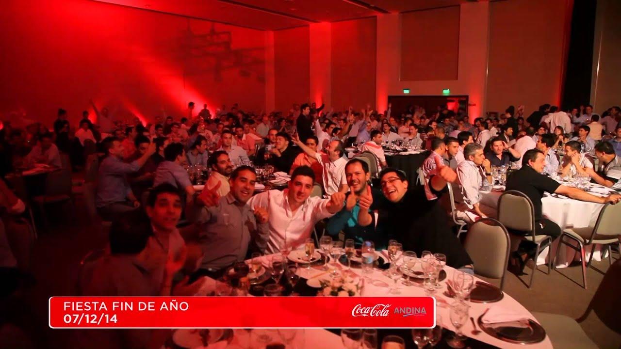 Coca cola andina fiesta fin de a o 2014 youtube - Fin de ano en toledo ...