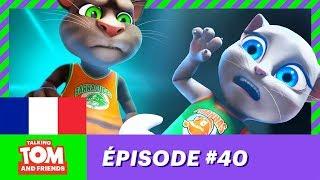 Talking Tom and Friends -  Angela et le basket ! (Épisode 40)