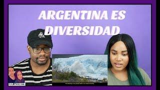 Argentina es Diversidad (Español, English Subtitles)| REACTION