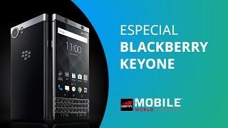Blackberry KeyOne : a volta da fabricante para o mundo dos smartphones [MWC 2017]