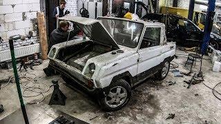 Инвалидка Джеймса Бонда, Ultratank и Jaguar I-Pace