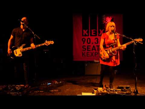 The Joy Formidable - The Ladder Is Ours (Live on KEXP)