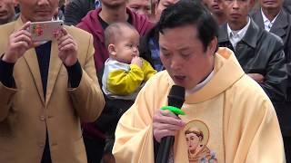 Thánh Lễ Tạ Ơn Tân Linh Mục Lazaro Anthony Phạm Văn Tạo