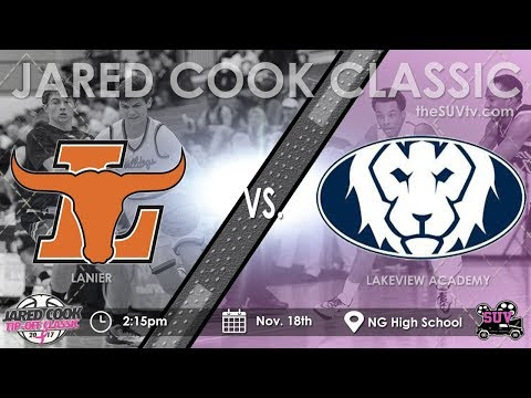 2017 Jared Cook Classic: Lanier vs. Lakeview Academy
