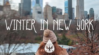 Winter in New York 🗽❄️ - An Indie Travel Video ✈️