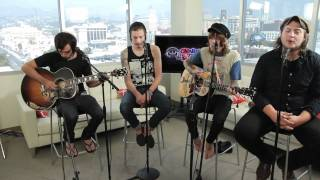 Live On Sunset - Never Shout Never 'Time Travel' Acoustic Performance