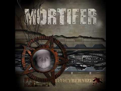MetalRus.ru (Thrash Metal). MORTIFER — «Cybernized» (2006) [Full Album]