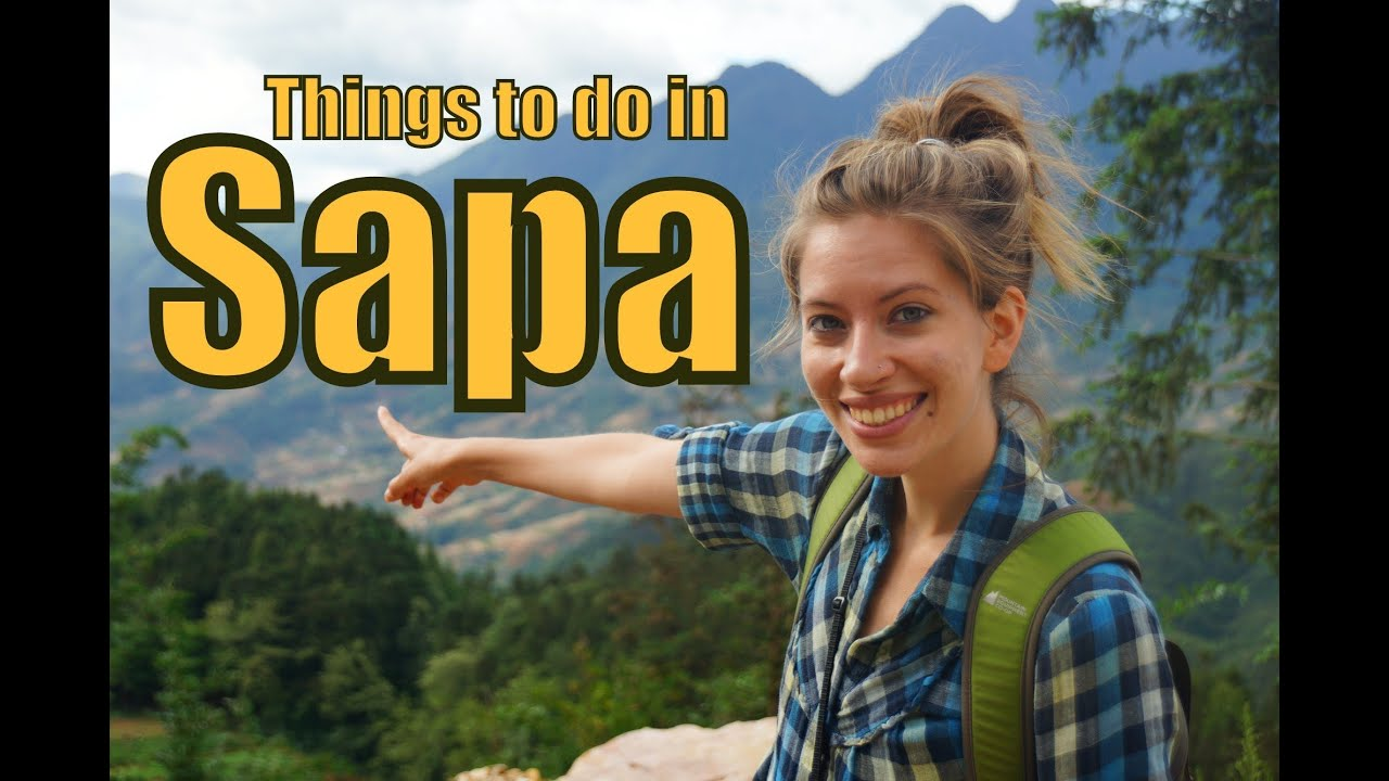 Things to do in Sapa Vietnam | Top Attractions Travel Guide - YouTube